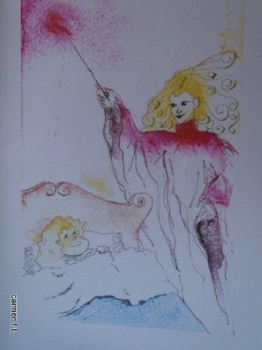 Cachurritiña y las Hadas del Arco Iris por Carmen Formoso