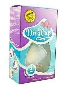The Diva Cup: Diva Menstrual Cup, Model #2 Post-Childbirth by Diva International