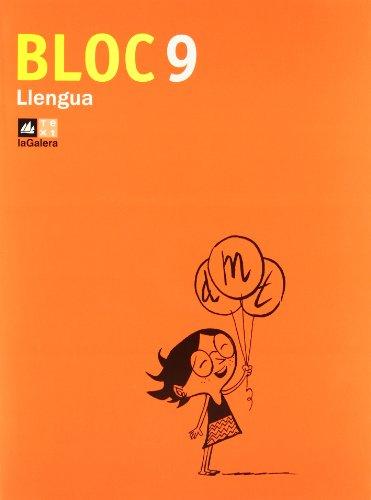 Bloc Llengua 9 (BLOC Llengua catalana) - 9788441215832
