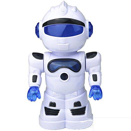 DULEE Roboter Handbuch Anspitzer Zurück zu Schule Handbetriebene mechanische Kunststoff Anspitzer für Schule Klassenzimmer, Büro, Home Blau