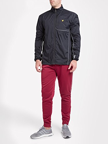 Lyle & Scott – Giacca Harrison 572 True Black