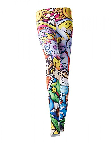 Zelda - Wind Waker - Leggings | Nintendo | Damen, Größe:XL