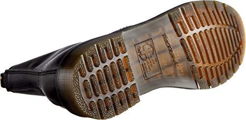Under Armour Unisex-Erwachsene Dr Martens 1460 Nappa Combat Boots, Schwarz (Black 11822002), 38 EU -