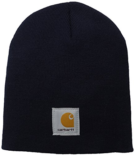 Carhartt Herren Mütze Acrylic Knit Hat Navy