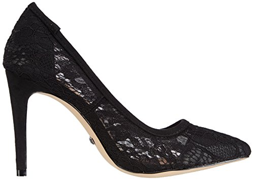 Buffalo C002A-15 Damen Pumps Schwarz (Black 01)