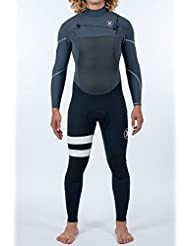 Hurley Fusion 302 Fullsuit, Man, Color: Anthracite, Size: Xs