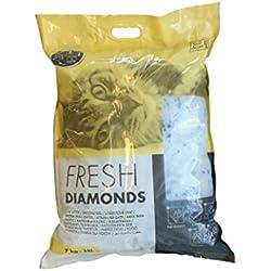 MPETS Fresh Diamonds en Silice Litière pour Chat
