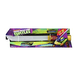 Teenage Mutant Ninja Turtles 14092061 – Leonardo S électrique Camouflage épée