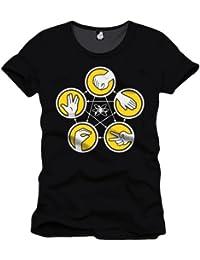 The Big Bang Theory Herren T-Shirt Pierre, Feuille, Ciseaux