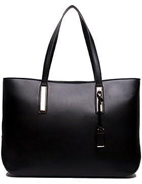 Miss Lulu Designer-Damen-Handtasche, Leder, Handtasche, Umhängetasche