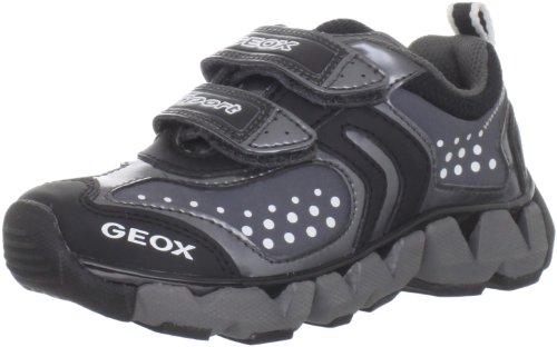 Geox Jungen Baby Rumble Gymnastikschuhe Noir/gris (C0017)