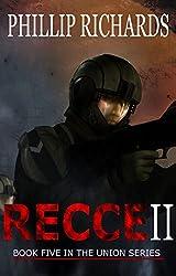 RECCE II (The Union Series Book 5) (English Edition)