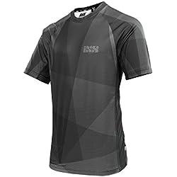 IXS Jersey Orna - Prenda, color negro, talla xxl