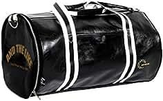 Quanjie Bolsa Gimnasio de Viaje Impermeable Bolsas Deporte PU Cuero Bolsos  Deportivos Fin de Semana Travel 8add29f31bd62