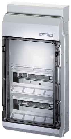 Hensel Automatengehäuse 2reihig KV 9330 Installationskleinverteiler 4012591624325
