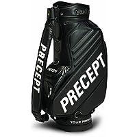PRECEPT Golftasche Tour Bag 10 zoll, Black, 45x 28 x 90 cm, 90 Liter, 3p500bk