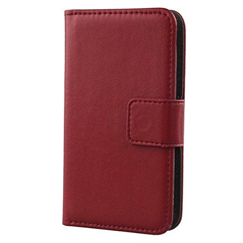 Gukas Design Echt Leder Tasche Für Doro Liberto 825 5