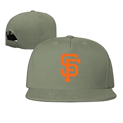 xcarmen-unisex-san-francisco-giants-baseball-baseball-cap-black-forest-green