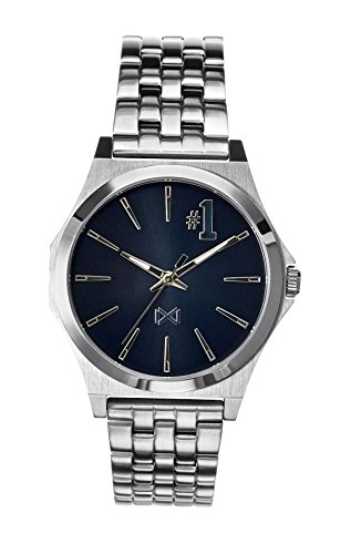 Mark Maddox Men's Analogue Quartz Watch with Stainless Steel Strap HM7107-57