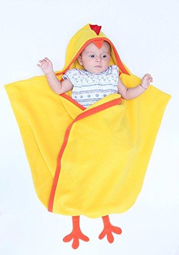Baby-Schlafsack, Swaddlesack, Schlafsack, Drache, Küken oder Rentier, Neugeborenes Weihnachten, Babyparty, Ostern, Cricket-Geschenk, Babypackung (rotes Rentier)