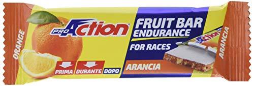 fruit bar (arancia) - confezione da 24 barrette da 40 g