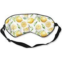 Lemon Watercolor Painting Art Sleep Eyes Masks - Comfortable Sleeping Mask Eye Cover For Travelling Night Noon... preisvergleich bei billige-tabletten.eu
