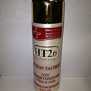 HT26 Gold Action Taches Concentrated Intensive Body Care Lotion 500ml with P+50 Lightening Soap 200g