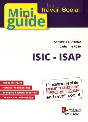 ISIC-ISAP par Christelle Barbaro