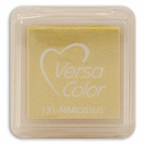 VersaColor Pigment Ink Pad 1 Cube-Narcissus by Generic -