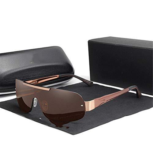 ANSKT Herren Sonnenbrille Polarized Herren Sonnenbrille Eyewear Goggle-1