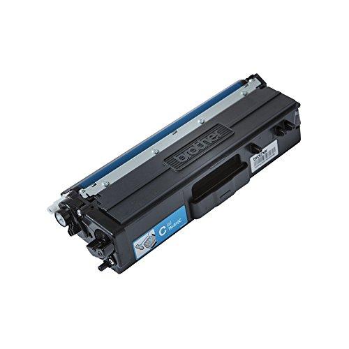 Preisvergleich Produktbild Brother Original Ultra-Jumbo-Tonerkassette TN-910C cyan (für Brother HL-L9310CDW, HL-L9310CDWT, HL-L9310CDWTT, MFC-L9570CDW, MFC-L9570CDWT) 9000 Seiten
