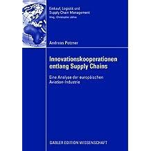 innovationskooperationen entlang supply chains potzner andreas