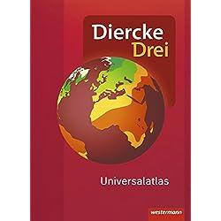 Diercke Drei Universalatlas - Aktuelle Ausgabe