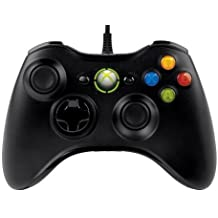 Microsoft Xbox 360 Wired Controller for Windows Xbox 360 Console