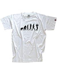 BODYBUILDER EVOLUTION kraftsport fitness studio T-Shirt S-XXXL