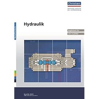 Hydraulik: Begleitheft für den Ausbilder