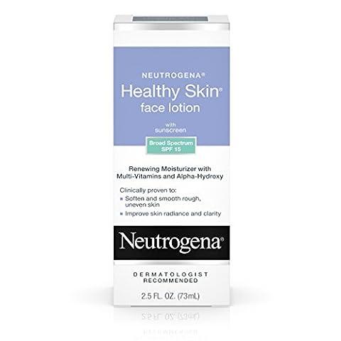 Neutrogena Healthy Skin Face Lotion SPF#15 73
