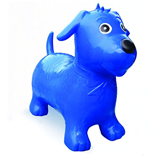 Happy Hopperz - Perro, color azul (HHZ04)