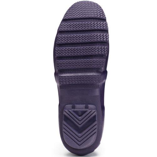 Hunter Boots Original Adjustable - Neve Stivali Pioggia Acqua Stivali Delle Donne Unisex Viola