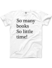 HotScamp So Many Books So Little Time! - Kids T-Shirt