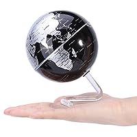 Questo magico rotante globo non è solo un gande pezzo ornamentale da avere in casa tua, ma è anche un simpatico insegnante educativo per quando non puoi ricordare dove . Basta schioccare in una batteria AA, metterla su una superficie piana e ...