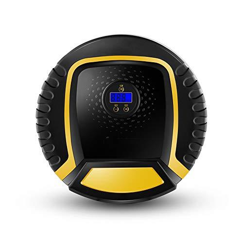 V/élo Sedeta/® Compresseur de gonfleur de pneu de voiture de football Pompe portative de compresseur dair Avec jauge de pression de cadran pour Camion VR et Autres Gonflables