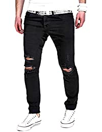 MT Styles Jeans Slim Fit Pantalon RJ-2007