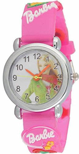 Montres White Dial Analog Watch - For Girls & Kids (Mw BB 01)