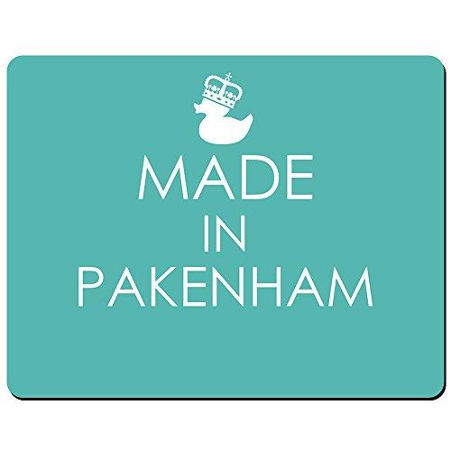 Made in Michael Pakenham-PREMIUM Mauspad (5Dick)