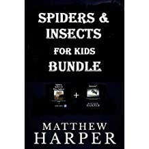 Spiders & Insects (English Edition)