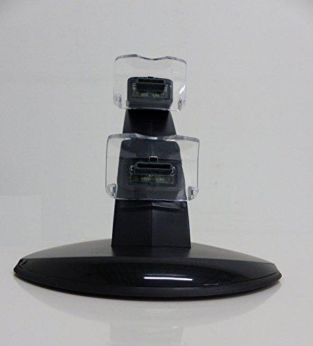 LS LED Charger Dual Ladestation Dock Ladegerät für Xbox 360 - 360 Ladestation Controller