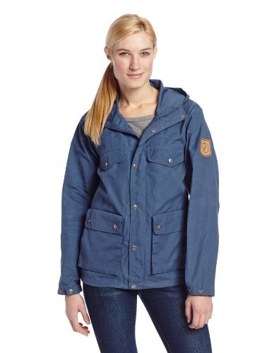 Fjällräven Damen Jacke Greenland uncle blue 520