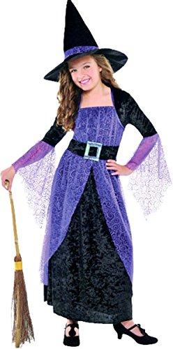 Christy' s–costume di carnevale da strega child (small)