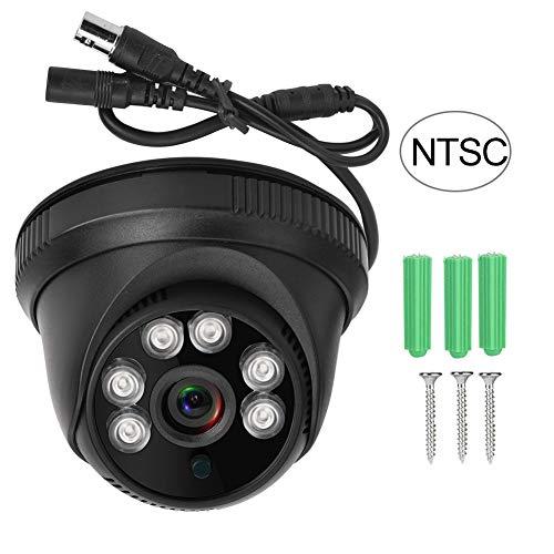 Xinwoer 2 Typen AHD 2MP 1080P HD Infrarot Hemisphäre Analog Camera Dome Überwachungskamera Remote Monitor(NTSC) -